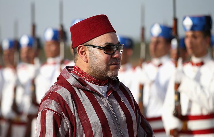 Король Марокко помиловал 415 человек