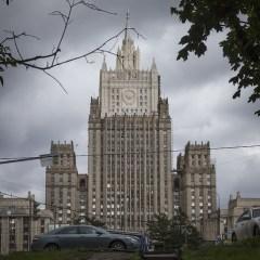 МИД РФ: шумиха вокруг учений «Запад-2017» призвана оправдать военную активность НАТО