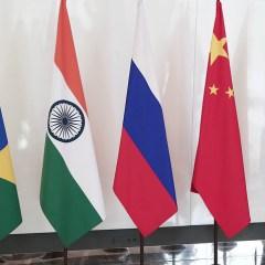 Эксперт: формат БРИКС позволит Китаю и Индии стать среднезажиточными государствами