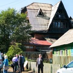 Три человека погибли при пожаре в доме престарелых в Красноярске