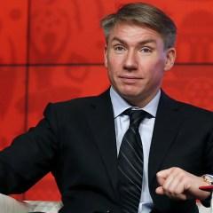 Сорокин: вопрос покупки российскими каналами прав на показ ЧМ-2018 решится до конца года