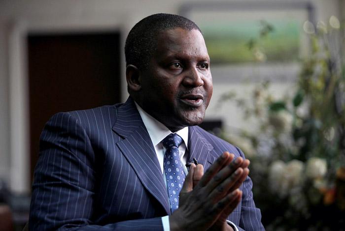 Богатейший человек Африки захотел купить лондонский «Арсенал»