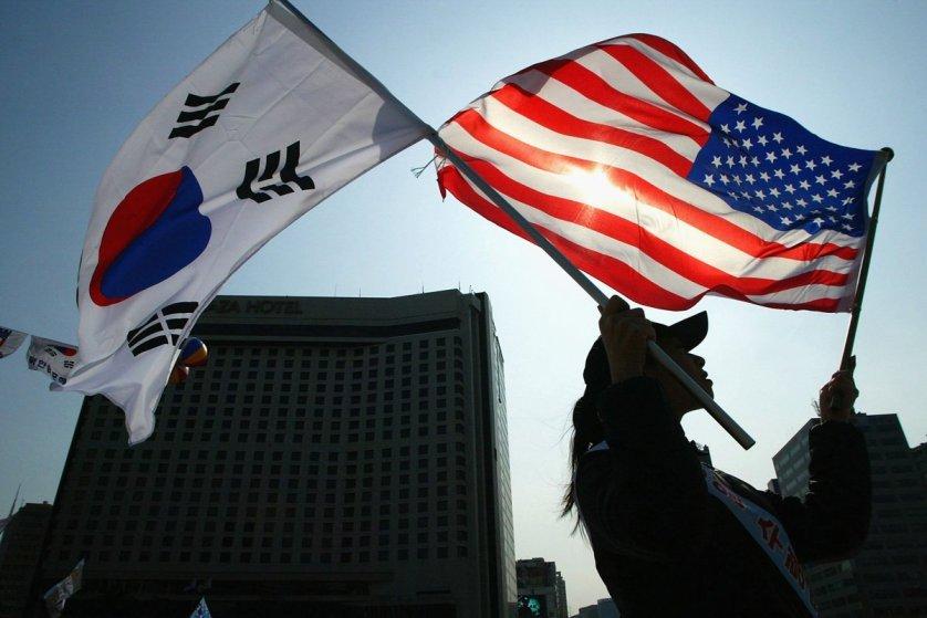 США и Южная Корея не смогли договориться об изменении соглашения о свободной торговле