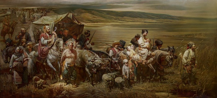 Краткий курс истории — Конец Запорожской Сечи