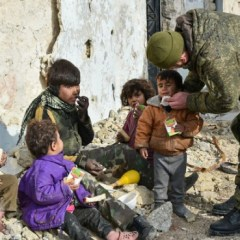 В Мосуле найдены 48 детей, вывезенных родителями-исламистами из России