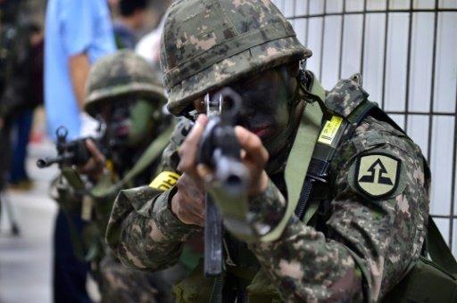 التدريبات العسكرية المشتركة قد تؤجج التوتر على شبه الجزيرة الكورية