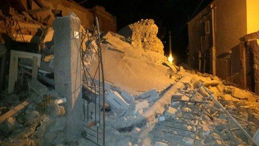 سقوط قتيلة جراء زلزال قوته 4 درجات ضرب جزيرة إيشيا الإيطالية