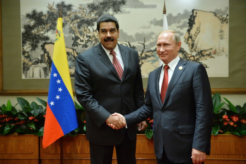 Der Spiegel (Германия): Как Россия спасает Венесуэлу