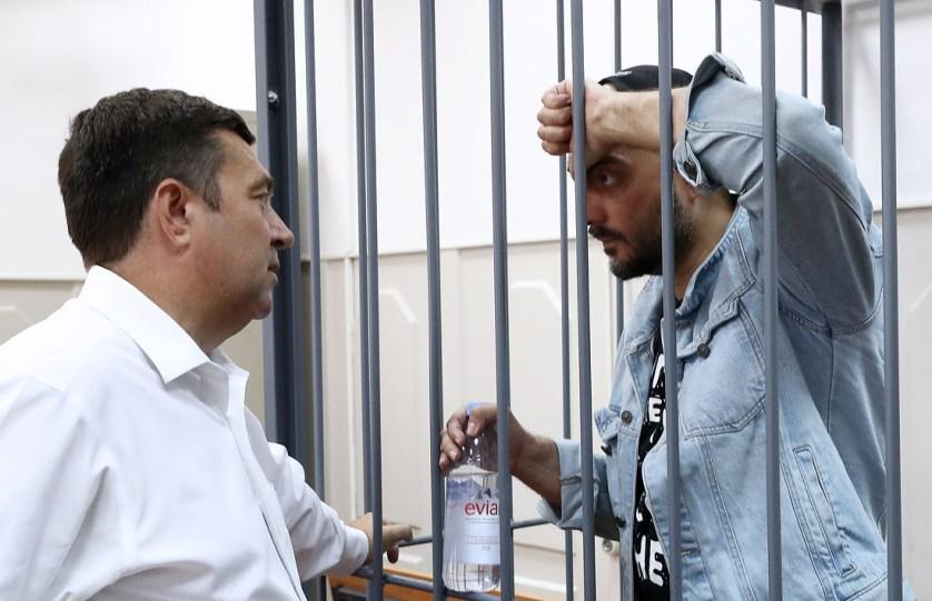 Домашний арест Серебренникова обжалуют