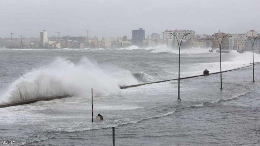 الإعصار ماريا يخلف الدمار في غوادلوب ويتجه نحو الجزر العذراء الأمريكية