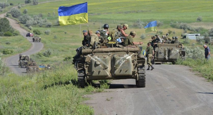 ما حاجة الولايات المتحدة إلى الحرب في دونباس؟