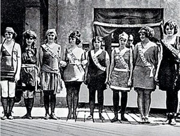 Этот день в истории: 19 сентября 1888 года — состоялся первый конкурс красоты