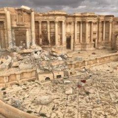 Археолог Наталья Соловьева: боевики разрушает Пальмиру как символ цивилизации (Интервью)