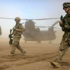 В Афганистане авиация США по ошибке нанесла удар по мирным жителям