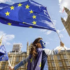 Британский парламент во втором чтении принял «Билль об отмене законов ЕС»
