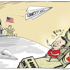 واشنطن تهدد بفرض عقوبات على تركيا بسبب صواريخ اس اس 400 الروسية