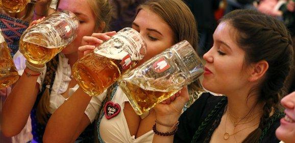 «Октоберфест»: праздник невоздержания в Мюнхене