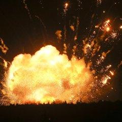 Савченко: пожар на складах под Винницей мог скрыть следы торговли оружием