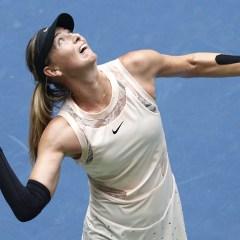 Шарапова поднялась на 34 строчки в чемпионской гонке WTA и вошла в первую сотню