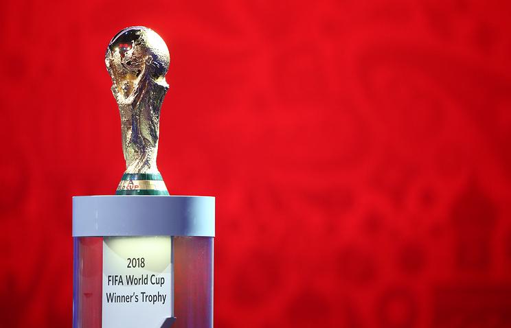 Почти миллион заявок подано на покупку билетов на матчи ЧМ-2018