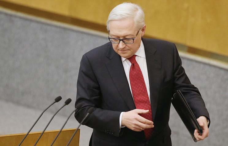 Россия и США договорились сохранить диалог в формате Рябков — Шэннон