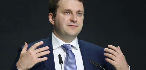 Орешкин назвал внедрение новых технологий спасением для России