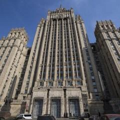 МИД РФ заявил о применении террористами зарина в Хан-Шейхуне в апреле