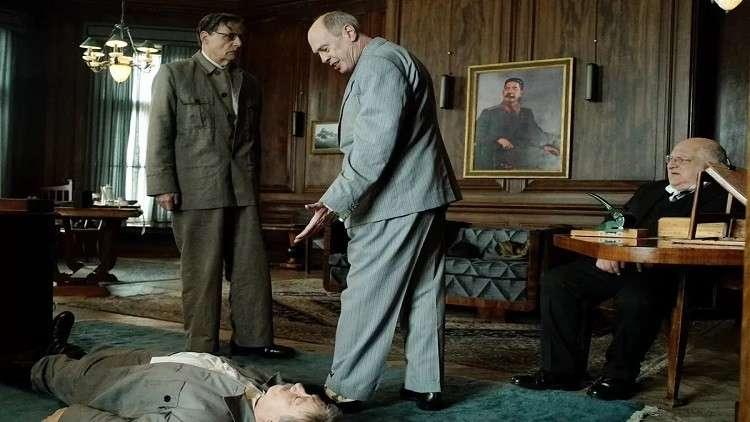 """الكرملين يعلق على عرض فيلم """"موت ستالين"""" في روسيا"""
