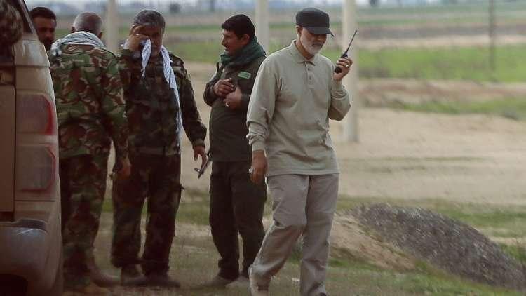 سليماني يهدد الأكراد للتراجع عن الاستفتاء