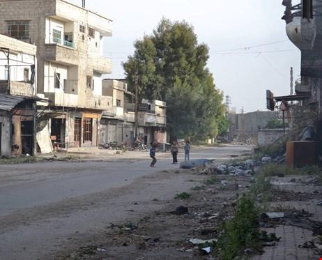 اتفاق بخروج مسلحين من حي القدم بدمشق وعدد من أهالي كفريا والفوعة بريف إدلب