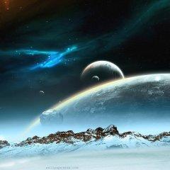 Ученые считают, что космический снег поможет найти внеземную жизнь