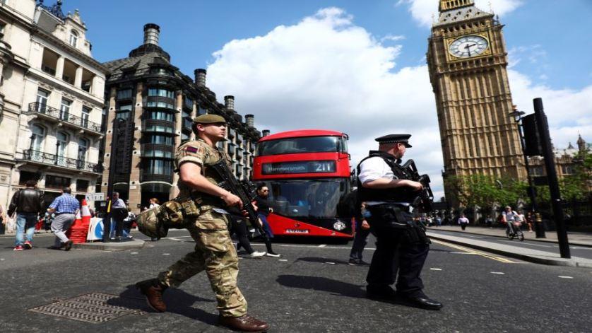 بريطانيا ما زالت بحاجة إلى التعاون الأمني مع دول الاتحاد الأوروبي