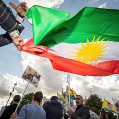 Багдад будет душить курдов, а не воевать с ними