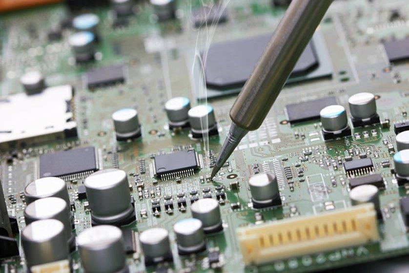 Пайка транзисторов