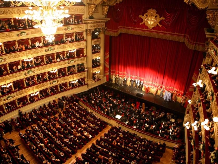 Фантастика в опере