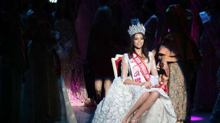 ملكة جمال تونس 2017