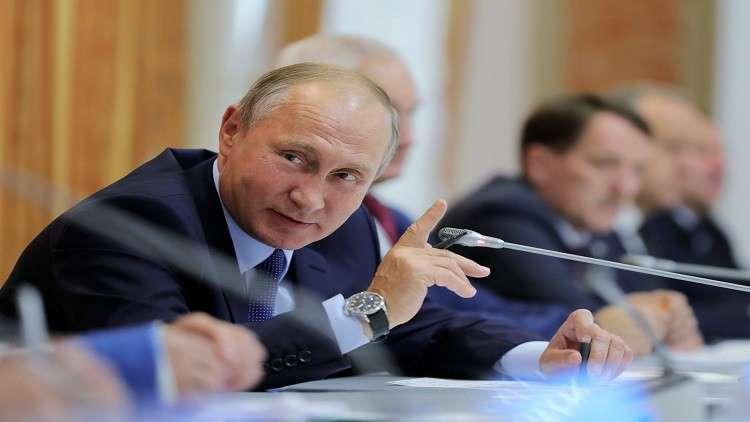 بوتين يدعو لإجراءات صارمة ضد استخدام الإنترنت لنشر التطرف