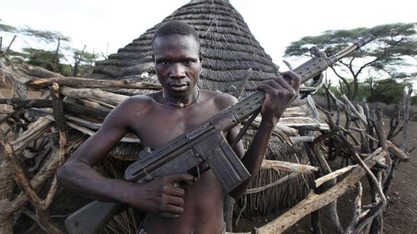 السودان ينزع سلاح المتمردين