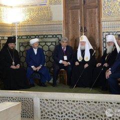 Визит патриарха Кирилла в Узбекистан