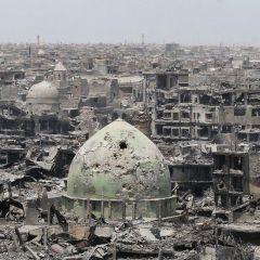 Победа, равносильная поражению: о чем молчат руины Мосула