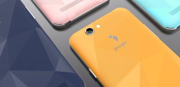 Jinga планирует мощную экспансию на рынке смартфонов