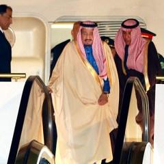 Король Саудовской Аравии впервые в истории приезжает в Москву
