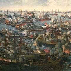 Этот день в истории: 7 октября 1571 года  — морское сражение при Лепанто