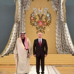 OLJ (Ливан): Визит саудовского короля в Москву изменит расстановку сил на Ближнем Востоке