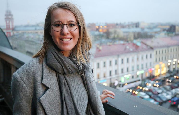 Собчак поддержала предложение об объединении демократов