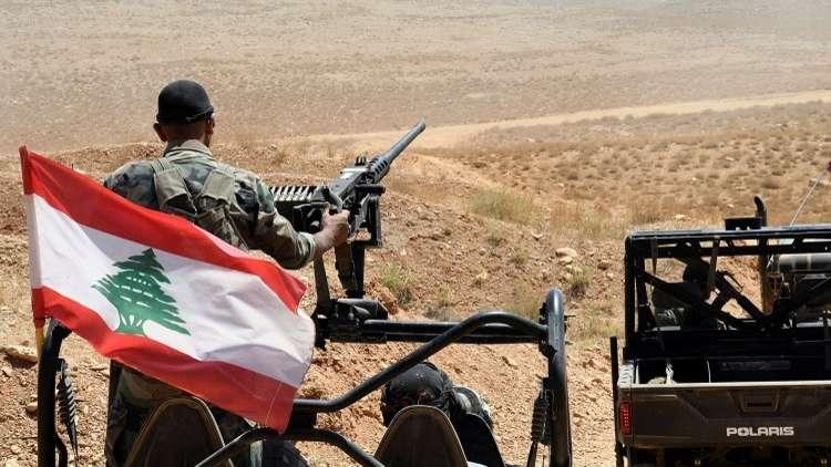 """الجيش اللبناني يعتقل """"أبوطاقية"""""""