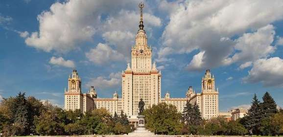 جامعة موسكو الحكومية في لائحة أفضل جامعات العالم