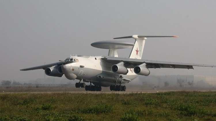 طائرة التجسس الروسية A-100 تقوم برحلتها الأولى