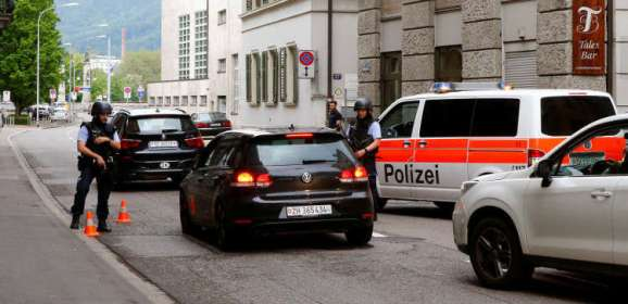 إغلاق مبنى قنصلي أمريكي في زيوريخ السويسرية بسبب جسم مشبوه