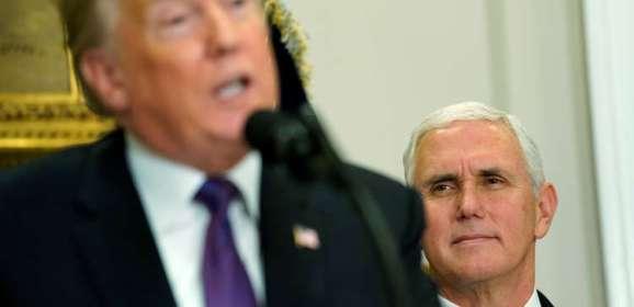 البيت الأبيض: الفلسطينيون يضيعون الفرصة برفض استقبال بينس